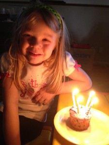 4 Life Lessons Learned from a 4 Year Old