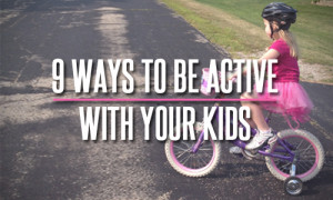 active with your kids